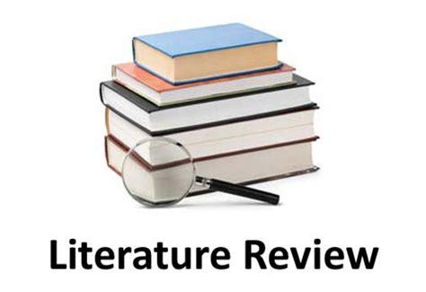 Sample literature review engineering